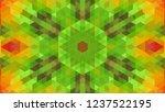 geometric design  mosaic of a...   Shutterstock .eps vector #1237522195