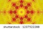 geometric design  mosaic of a...   Shutterstock .eps vector #1237522288