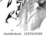 abstract background. monochrome ... | Shutterstock . vector #1237615405