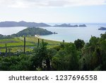 view of ahipara and the ninety... | Shutterstock . vector #1237696558