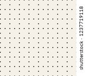 vector seamless pattern. simple ...   Shutterstock .eps vector #1237719118