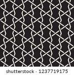 vector seamless interlacing... | Shutterstock .eps vector #1237719175