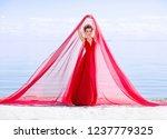 Summer Fashion Portrait Of...