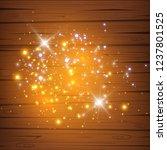 vector illustration of abstract ... | Shutterstock .eps vector #1237801525