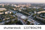 city living block with market... | Shutterstock . vector #1237806298