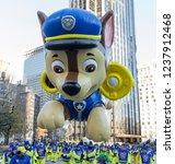 new york  ny   november 22 ... | Shutterstock . vector #1237912468