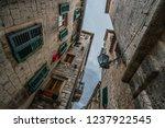 historical residential... | Shutterstock . vector #1237922545