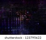 backdrop of  industrial grunge... | Shutterstock . vector #123795622