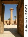 the high  single papyriform...   Shutterstock . vector #1238005