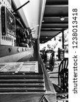 10 nov 2018  the handlebar cafe ...   Shutterstock . vector #1238013418