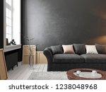 classic scandinavian black...   Shutterstock . vector #1238048968