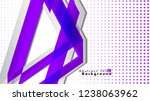 bright abstract background.... | Shutterstock .eps vector #1238063962