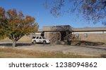 mill creek  oklahoma october... | Shutterstock . vector #1238094862