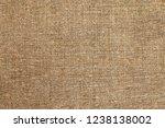 natural linen background | Shutterstock . vector #1238138002