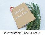Hello Winter  Winter Book On...