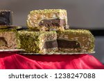 delicious nougat for the...   Shutterstock . vector #1238247088