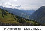mountains summer landscape | Shutterstock . vector #1238248222