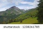 mountains view landscape | Shutterstock . vector #1238261785