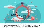 jewelry vector illustration.... | Shutterstock .eps vector #1238274625