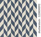 seamless chevron pattern on... | Shutterstock . vector #123830092