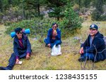 litang county   china   oct... | Shutterstock . vector #1238435155