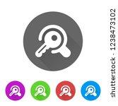 search keywords   app icon   Shutterstock .eps vector #1238473102