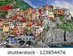 Scenic Ligurian Coast  ...