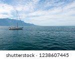vevey switzerland   august 28...   Shutterstock . vector #1238607445