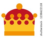 king crown icon | Shutterstock .eps vector #1238622118