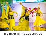 andong   south korea   oct 01   ... | Shutterstock . vector #1238650708