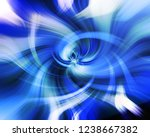 abstract background with twirl... | Shutterstock . vector #1238667382