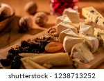 Some Kinds Of Cheeses With Nut...