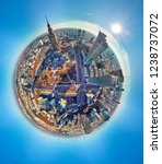 warsaw  poland   november 20 ...   Shutterstock . vector #1238737072