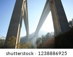 a highway overpass | Shutterstock . vector #1238886925