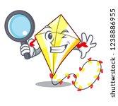 detective kite small the... | Shutterstock .eps vector #1238886955