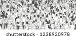 illustration of large city... | Shutterstock .eps vector #1238920978