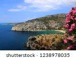 thasos  island in aegean sea ... | Shutterstock . vector #1238978035