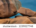 Amazing Rock Formations On The...
