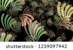 abstract background pattern... | Shutterstock . vector #1239097942