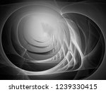 digital abstract fractal...   Shutterstock . vector #1239330415