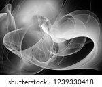 digital abstract fractal...   Shutterstock . vector #1239330418