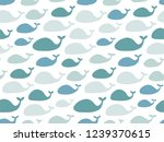 vector seamless pattern with...   Shutterstock .eps vector #1239370615