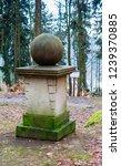 czech republic  marianske lazne ... | Shutterstock . vector #1239370885