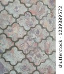 paving slabs. abstract...   Shutterstock . vector #1239389572