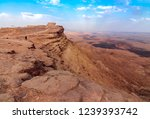 Makhtesh Ramon  is a geological feature of Israel