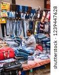 new dehli  india   february 19  ... | Shutterstock . vector #1239447628
