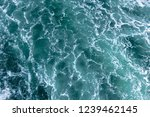 water white and blue agitated ...   Shutterstock . vector #1239462145