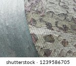 texture with camouflage green...   Shutterstock . vector #1239586705