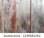 natural brown wood. door  wall ... | Shutterstock . vector #1239681262