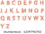 font color paint | Shutterstock .eps vector #1239796702